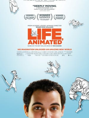 Owen Suskind, who is autistic, grows into adulthood in this documentary. As a child Suskind learned to communicate through Disney cartoons.