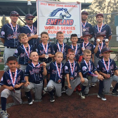 The Simi 6-year-old All-Stars finished second in the