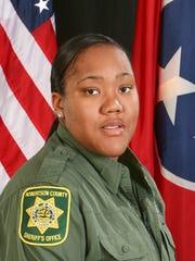 Deputy Tomisha Jones