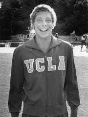 Bill Barrett was Pac-10 Swimmer of the Year three times