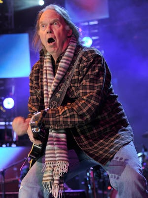 The music of Neil Young will be the focus of Neil Fest IV on March 11 at the Riverside Ballroom.