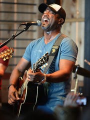 Country singer Darius Rucker will headline the Delaware