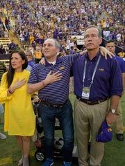 House Majority Whip Steve Scalise, R-La., gets help