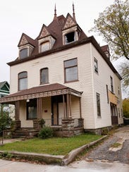 The historic Pottlitzer House Thursday, November 2,