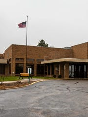 An exterior image of the Norwood Health Center on Nov.