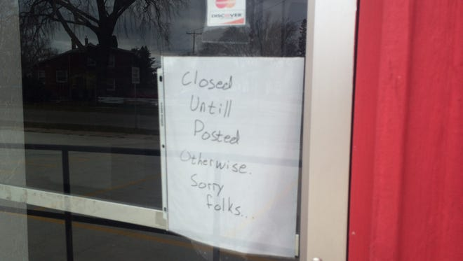 Badger Treats closed this summer in Appleton and hasn't reopened to date.