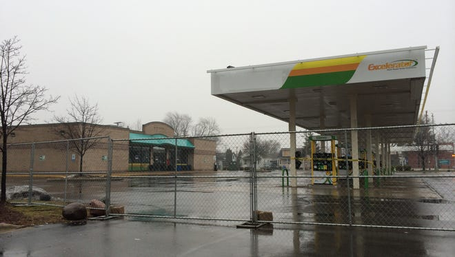 Two Express Convenience Stores in Appleton were purchased by Kwik Trip, including this now-closed branch at the corner of Richmond and Franklin streets.