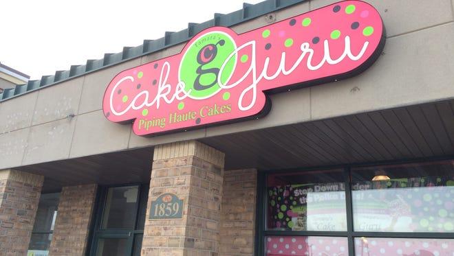 Tamara's Cake Guru opens Friday in Grand Chute.