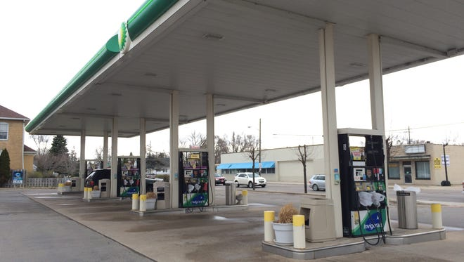Commercial Street BP in Neenah has gas flowing once again.