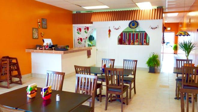La Michoacana restaurant reopened last Friday.