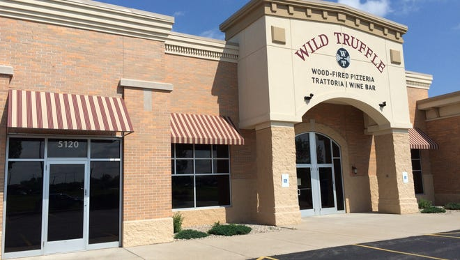 Wild Truffle closed in early March at 5120 W. Michaels Drive in Grand Chute.