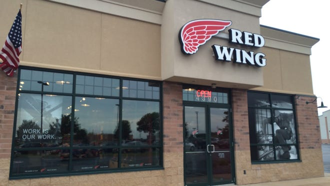 Red Wing Shoes opened at 4390 W. Greenville Dr. in Grand Chute.