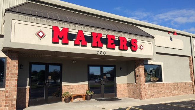 Makers Family Restaurant closed in Kimberly and is for sale.