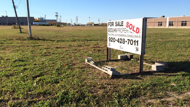 Sold property is next to Xperience Fitness on W. Wisconsin Avenue in Grand Chute.