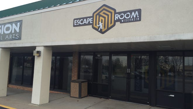 Escape Room Wiscosnin moves to a larger location in the same Appleton building later this month.