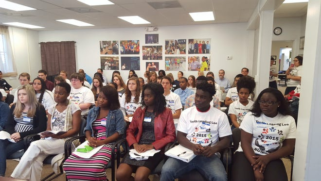 "Students from each of Lee County's high schools were invited to take part in the ""Youth Leading Lee Summit"" this week."