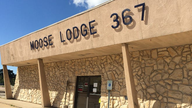 Appleton's Moose Lodge was sold.
