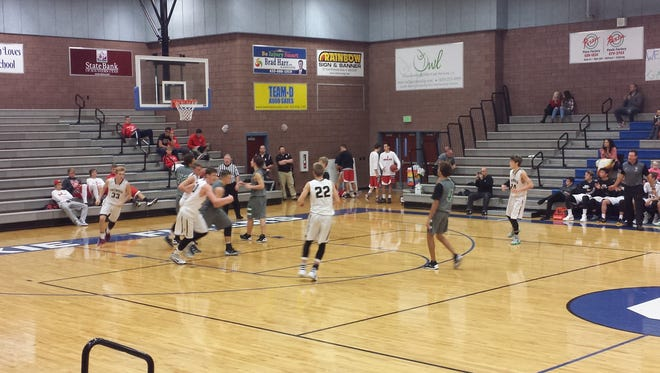 Desert Hills kept its perfect record alive with a win over Green Valley in the Ken Robinson Classic at Dixie High School on Saturday.