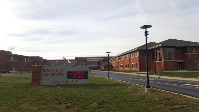 Plainfield High School.