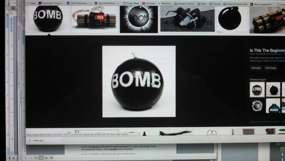 Can someone explain the allure of making a school bomb