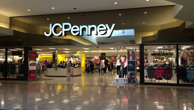 J.C. Penney in Marshfield Mall recently underwent a three-month renovation.