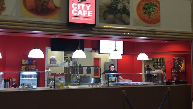 City Cafe expanded inside City Center Plaza in downtown Appleton.
