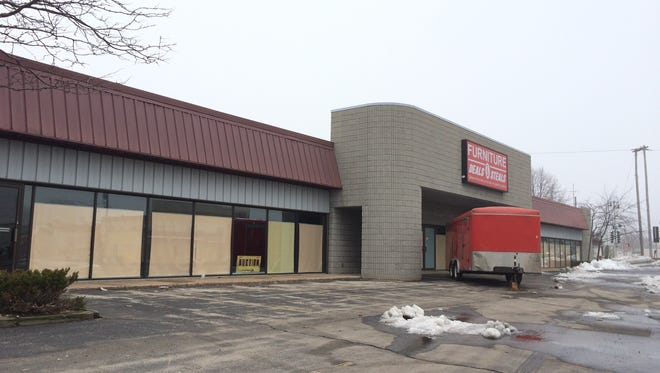 The former Furniture Steals & Deals is at 127 S. Memorial Drive in Appleton.
