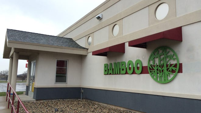 Bamboo opens Tuesday, April 5, 2016, in Appleton.