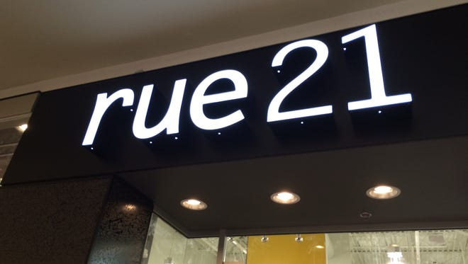 Rue 21 opens Thursday in the Fox River Mall in Grand Chute.