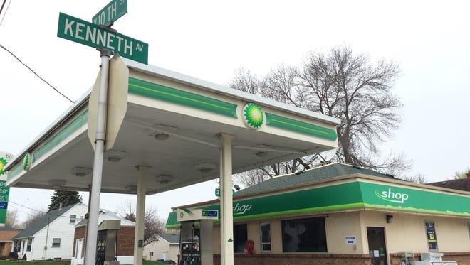 BP at 400 W. 10th St. in Kaukauna has been closed for at least a week.
