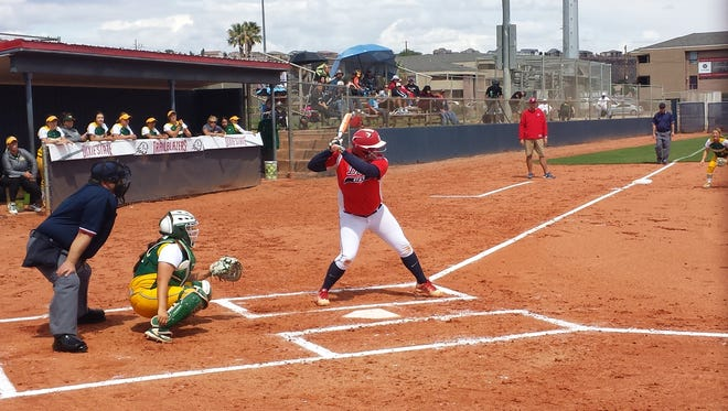 Dixie State split Saturday with Concordia on Senior Day at Karl Brooks Field. Both teams will play a doubleheader Sunday with the first pitch scheduled for 11 a.m.