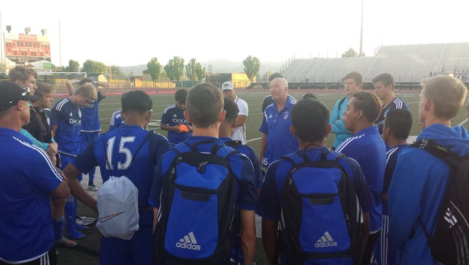 Juan Diego defeated Dixie, 1-0, in double overtime to add another storied chapter in the rivalry. Both teams have faced off in the 3A semifinals in four of the past five years.