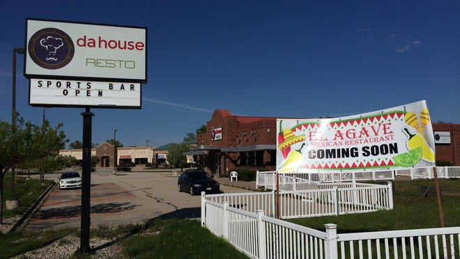 El Agave Mexican Restaurant is the new business coming to the former Da House location in Grand Chute.