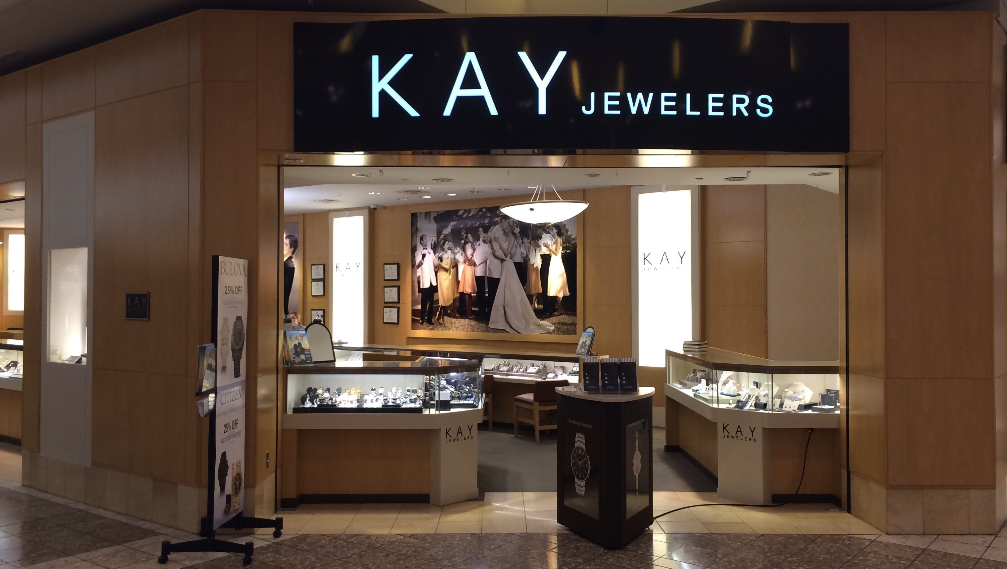 Kay Jared Jewelers Parent Sterling Jewelers To Pay 11 Million Fine