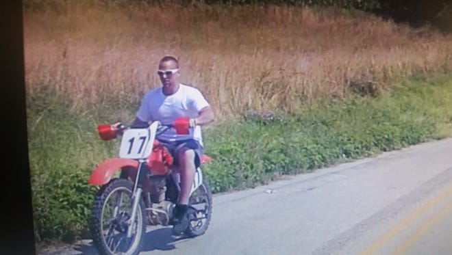 Dirt bike driver who fled a Southwestern Regional Police officer.