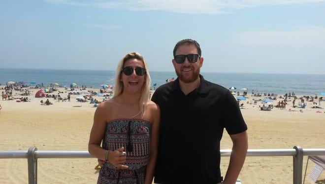 AJ Muss, a professional snowboarder, and his sister, Alexa Muss, a professional surfer, are a brothers and sister duo from Rumson.