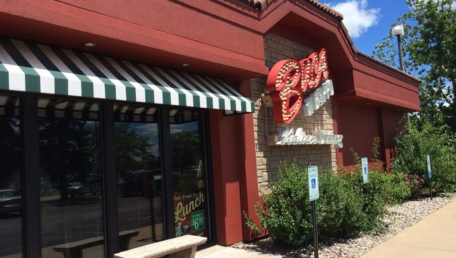 Buca di Beppo closed June 26 in Grand Chute, but other branches continue to operate elsewhere.