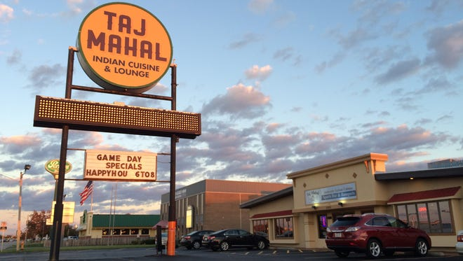 Taj Mahal closed about three months ago on West College Avenue in Grand Chute. The temporary closure has now been made permanent.