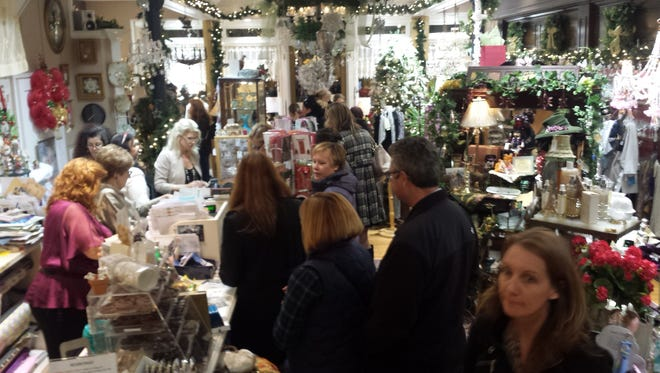 Metuchen will participate in Small Business Saturday on Nov. 26. More than 20 stores and restaurants will participate with retail promotions and special events throughout the day.