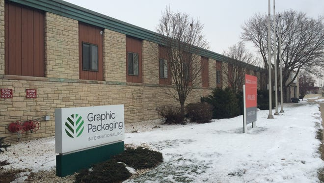 Graphic Packaging International ceased production in November in Menasha.