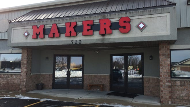 Makers will become the new Infinity Bar & Grill on Feb. 3 in Kimberly.