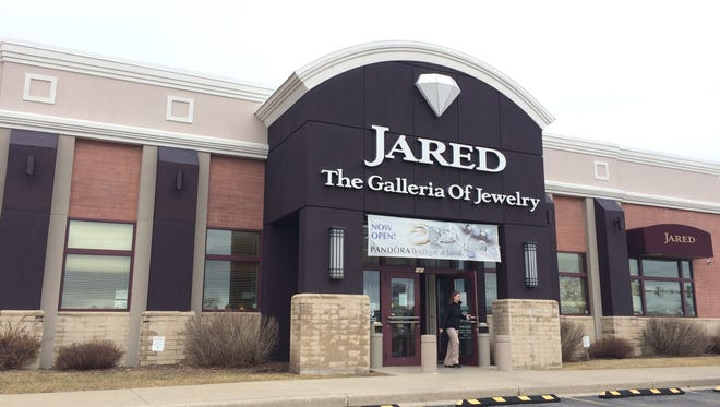 Jared The Galleria of Jewelry is the only Fox Cities store that carries Pandora.