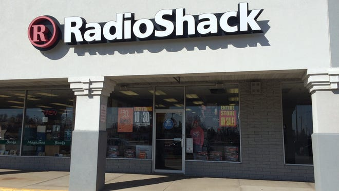 The last RadioShack in the Fox Cities is located in the Northland Mall in Appleton.