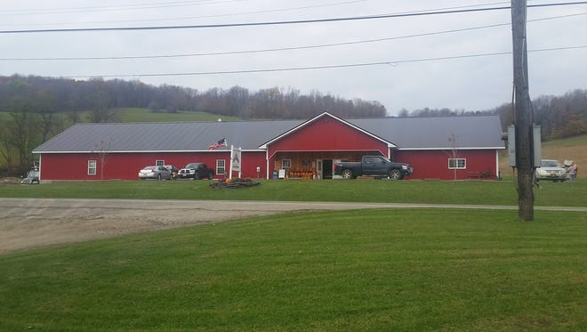 Trinity Dairy and Farm Store is run by Branden and Rebekah Brown and Rebekah's family, Ken, Sue and Derek Poole. While the family has been farming for four generations, the storefront, niche line of non-homogenized milk and bakery is a considerably newer undertaking.