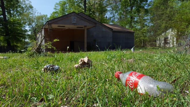 Trash and blight. Two of the bigget problems facing south and west Montgomery neighborhoods.