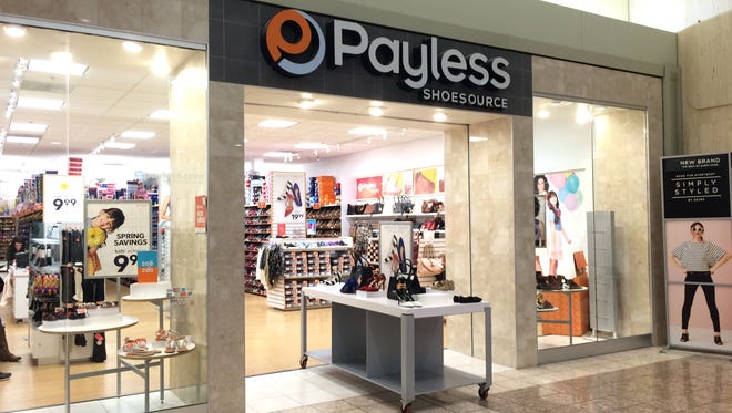 Payless shoe stores will remain open in the Fox River Mall and on Appleton's east side.
