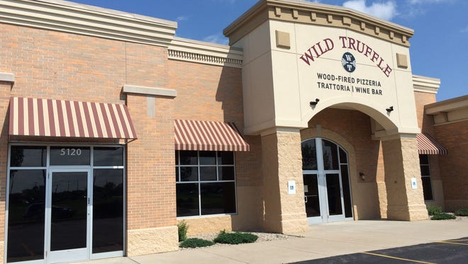 Wild Truffle closed in March 2015 in Grand Chute and is now at the center of a owner/landlord dispute.