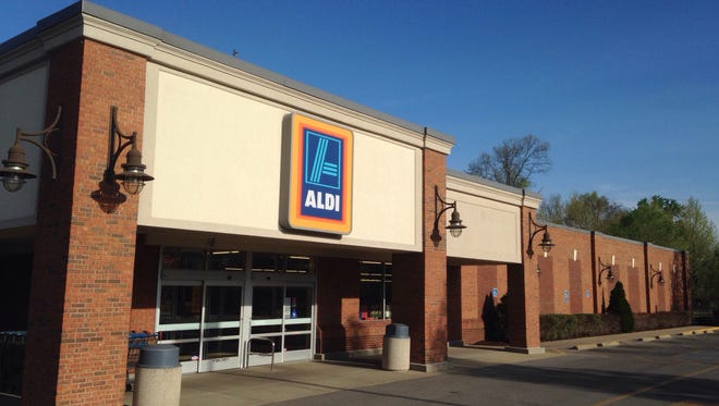 The Aldi  food store off Robert Rose Drive near Thompson Lane is the only one in Murfreesboro at this time, but another is proposed at Memorial Boulevard and Kings Ridge Drive.