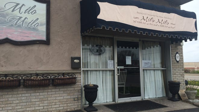 Milo Milo will move from its Linwood Avenue location in Appleton to a new store in the fall.