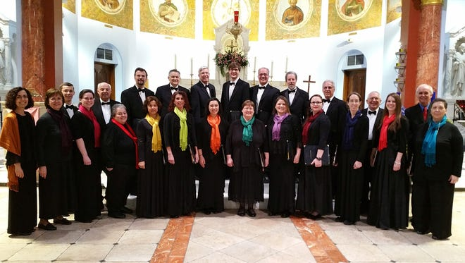 "Caritas Chamber Chorale, a choir under the direction of founder Barbara Sanderman, will perform a program called ""Ancient Prayers for Our Time"" at three venues next weekend.  The concerts will raise funds for a mission school in the Democratic Republic of the Congo."